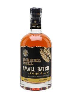 Rebel Yell Small Batch Reserve Bourbon : The Whisky Exchange Bourbon Drinks, Bourbon Whiskey, Whisky Miniatures, Whiskey Trail, Small Batch Bourbon, Best Bourbons, Rebel Yell, Tequila, Whiskey Bottle