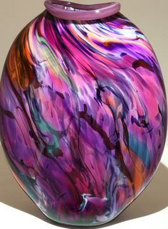 Art Glass Vases from Kela's...a glass gallery on Kauaii