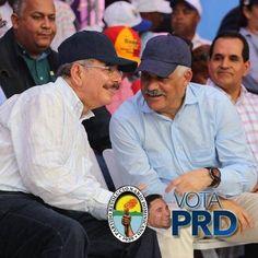 Juventud PRD acusa Miguel VArgas uso personal la organización política