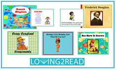All Children need to see themselves in various kinds of books!  They need to be in math books, science books, history books, reading books, skill books etc...  As a teacher I found that these types of books are not available!  At www.loving2read.com we want kids to see themselves in books early and in all types of books.