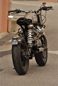 Honda cx500 café racer project # 2 by eyss-corp