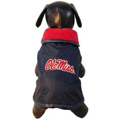 NCAA Mississippi Ole Miss Rebels All Weather Resistant Protective Dog Outerwear >>> New and awesome dog product awaits you, Read it now  : Accessories for dog