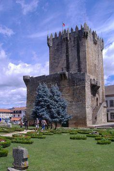 Torre de Menagem do Castelo de Chaves e Jardim envolvente, 2009