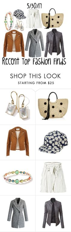 """Recent To Fashion Finds"" by maggie-johnston ❤ liked on Polyvore featuring Ippolita, Rebecca Minkoff, River Island, Peter Grimm, By Malene Birger, Chicwish and LE3NO"