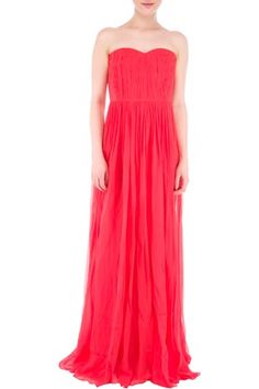Alexa Maxi Dress Melon