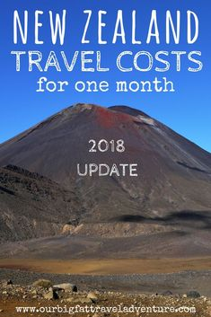 How much does it cost to travel in New Zealand? Here's a breakdown of our New Zealand travel costs for our month-long trip, from New Zealand hostel and Airbnb prices to food costs, the price of hire a car in New Zealand and activity costs such as glacier hikes and skydives. New Zealand Travel Costs   How much does a trip to New Zealand cost?   New Zealand Trip Cost   Travel costs #travelcosts #newzealand #newzealandtravelcosts #nztravelcosts via @https://www.pinterest.co.uk/obfta/