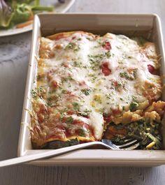 Spinach Enchiladas from Joe Yonan #MeatlessMonday @CityEats