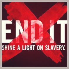 Take the pledge to do your part to stamp out human trafficking. @A21campaign. #enditmovement
