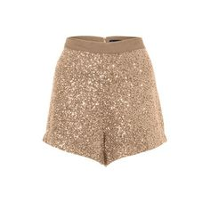 Do they make this in a Plus Size?  Mini Sequins Shorts Blush now featured on Fab.