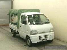 1999 SUZUKI CARRY TRUCK  DA52T - http://jdmvip.com/jdmcars/1999_SUZUKI_CARRY_TRUCK__DA52T-a5VZWlr1PV3YqX-8211