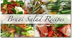 Best Salad Recipes for a Summer Braai — Hartford House Braai Recipes, Cooking Recipes, Cooking Ideas, Food Ideas, Braai Salads, Best Salad Recipes, South African Recipes, Summer Salads, Food Hacks