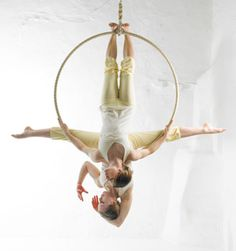 Aerial Hoop | Acts | H2oh! Entertainment