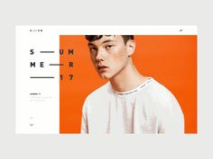 """via Muzli design inspiration. """"UI Interactions of the week is published by Muzli in Muzli - Design Inspiration. Layout Design, Graphisches Design, Web Design Company, Web Layout, Page Design, Banner Design, Flat Design, Web Design Trends, Web Design Quotes"""