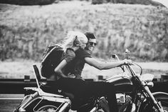 ride on the back of a motorcycle with a cute boy ;)