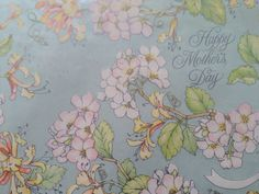 Vintage Gift Wrapping Paper  Dainty Pastel by TheGOOSEandTheHOUND, $4.75