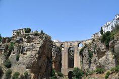 Puente Nuevo in Ronda, Spain