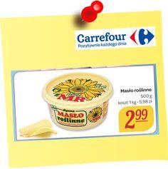 - Najtańsze  Produkty -: masło roślinne 2,99 zł za 500g
