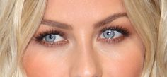 The Must-See Makeup Look of the Day: Julianne Hough's Hypnotic Bronze Eye Look
