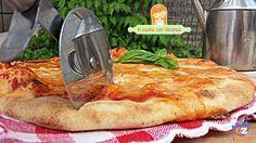 LA PIZZA CON 1 GR DI LIEVITO! Con questa ricetta non occorrerà più andare in pizzeria e farete un figurone con i vostri ospiti! Molto più digeribile sembra proprio quella comprata in pizzeria!