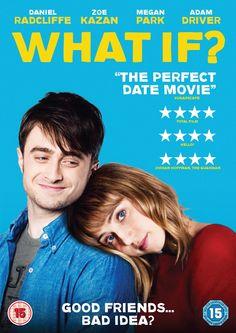 What If [DVD] [2014]: Amazon.co.uk: Daniel Radcliffe, Zoe Kazan, Megan Park, Adam Driver, Michael Dowse: DVD & Blu-ray