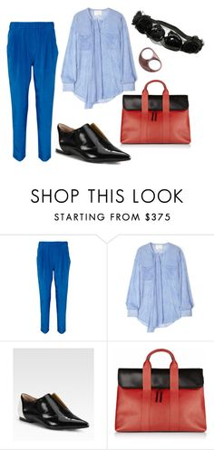 hey sailor by astridlund on Polyvore featuring 3.1 Phillip Lim, Daytrip and MTWTFSS Weekday