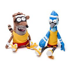 Regular Show Plush