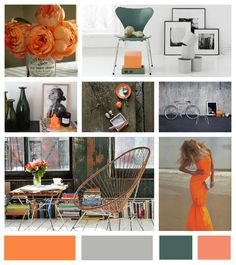 The Design Chaser: Pinterest | Picks & Peeks Moodboard