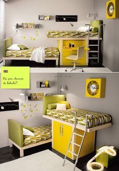 kids bedroom - in a different color.  but this is kinda cool