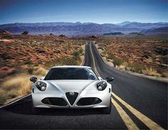 Para aprender a manejarlo - 4. Alfa Romeo 4C