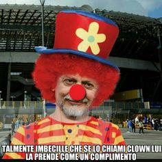 """""""Presidente"""" del Napoli #seriea #calcio"""