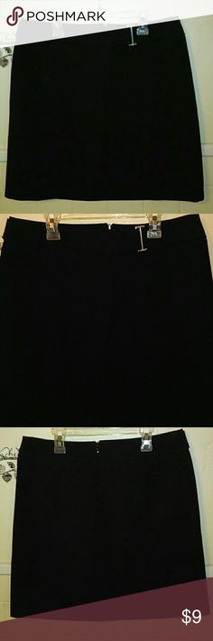 New York & Company Black Mini Skirt New York & Company Black Mini Skirt. Very nice, lined skirt in excellent condition. New York & Company Skirts Mini