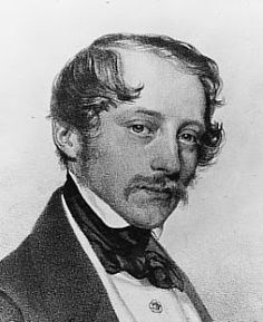 """Otto Nicolai (1810–1849) was a German composer, conductor, and founder of the Vienna Philharmonic. Nicolai is best known for his operatic version of Shakespeare's comedy """"The Merry Wives of Windsor."""""""