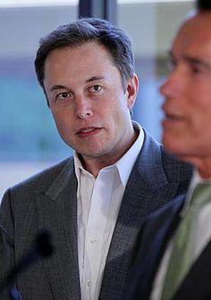 Elon Musk - Justin Sullivan/Getty Images