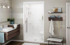 ALLIA SHR-4834 Alcove Showers - MAAX Professional