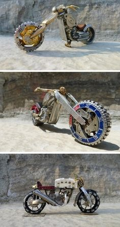 Art Watches cars-motorcycles