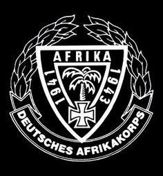 Emblema del Afrika Korps