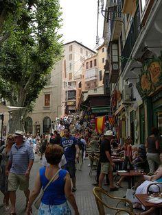 Palma, island of Majorca, Spain