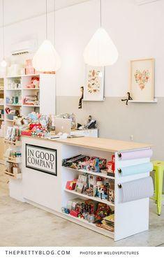 Haz tu tienda o papelería más llamativa