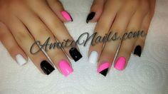 Nails Creations by me Www.amitynails.com