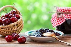 Třešňová povidla Acai Bowl, Cherry, Fruit, Breakfast, Food, Acai Berry Bowl, Morning Coffee, The Fruit, Meals