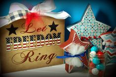 Let Freedom Ring - 1 of 12 free patriotic printables