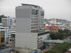 Bird's Eye View Of Horizon Hotel @ Kota Kinabalu - http://malaysiamegatravel.com/birds-eye-view-of-horizon-hotel-kota-kinabalu/