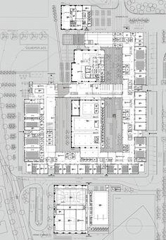 Galería de Universidad de Bergen / Cubo Arkitekter + HLM Arkitektur - 13