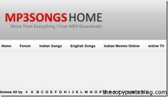 mp3songshome