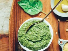 Find out how to make vegan pesto with easy recipes that are totally tasty.