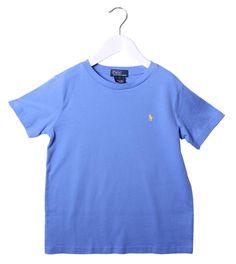 Ralph Lauren Blue Logo T-Shirt