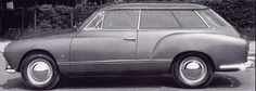 OG | Volkswagen / VW Karmann-Ghia Type 14 Kombi | Prototype (probably photoshoped)