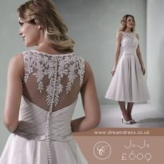 Jo-Jo is instore @ Cinderella's  try on every dress shown on dreamdress.co.uk... in-store! call in anytime (without appointment)  find out more... See Cinderella's Facebook Page & Customer Rev...