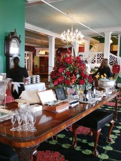 Afternoon Tea Grand Hotel Mackinac Island in Michigan Mackinac Island Michigan, Michigan Travel, Mackinaw City, Mackinac Bridge, Flint Michigan, Somewhere In Time, Hospitality Design, Grand Hotel, Great Lakes