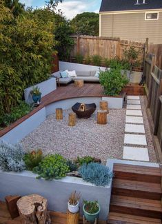 When we Are talking about the house decoration, we cannot overlook talking about the Terraced Backyard Landscaping Ideas. Backyard -- the outdoor side of the Landscaping On A Hill, Cheap Landscaping Ideas, Small Backyard Landscaping, Pool Backyard, Desert Backyard, Patio Ideas, Arizona Backyard Ideas, Narrow Backyard Ideas, Backyard Landscape Design